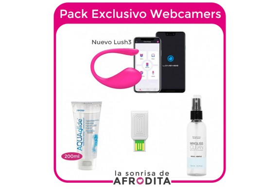PACK EXCLUSIVO WEBCAMERS