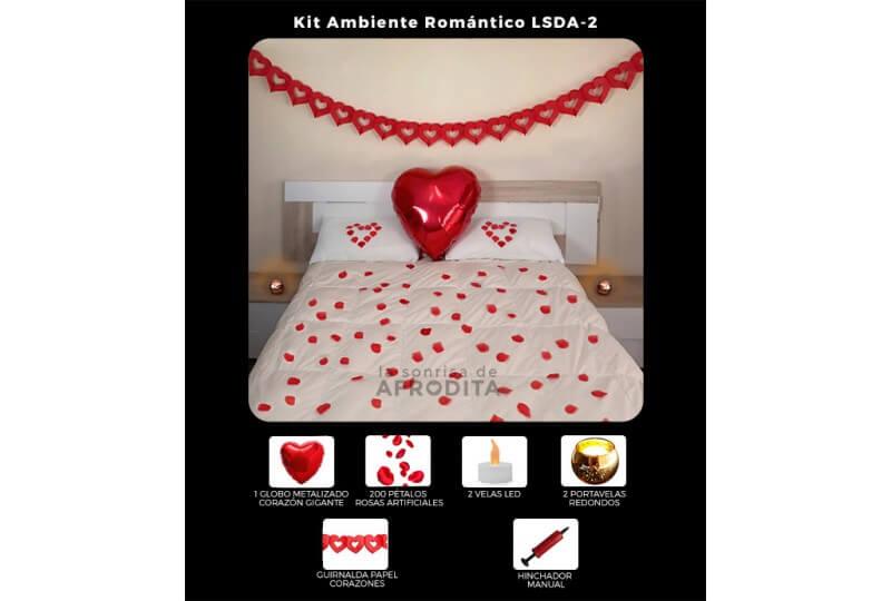 decoracion habitacion romantica