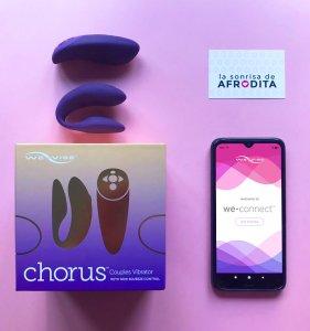 contenido caja wevibe chorus
