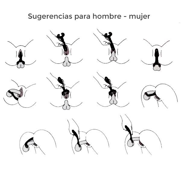 SUGERENCIAS HOMBRE-MUJER