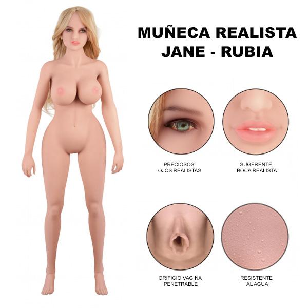 doll-jane-rubia-caracteristicas